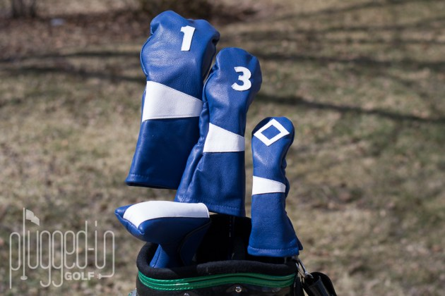 CRU Golf Headcover Review - Plugged In Golf