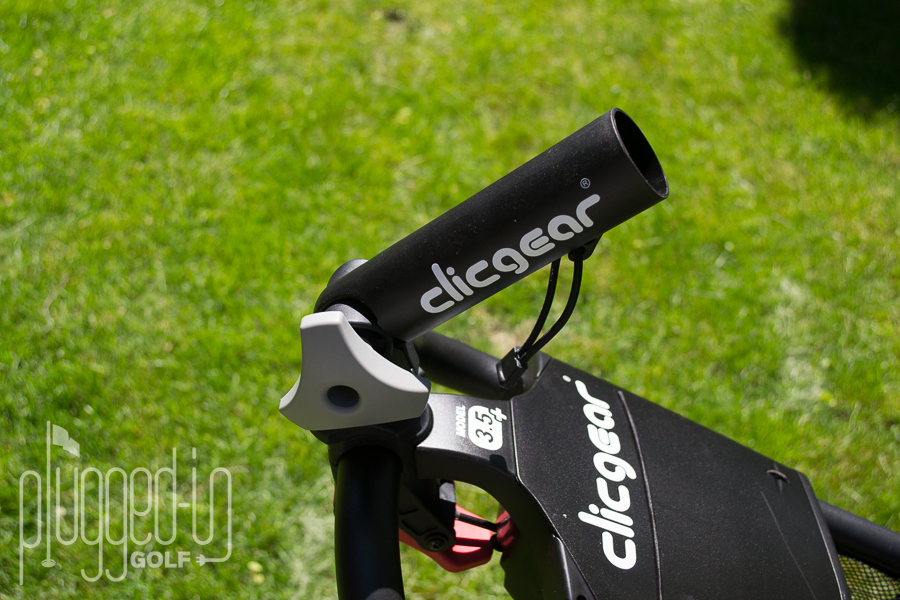 Clicgear 3.5 Push Cart (18)