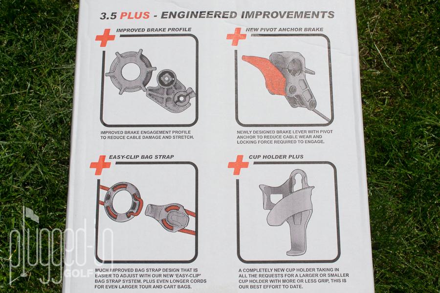 Clicgear 3.5 Push Cart (43)