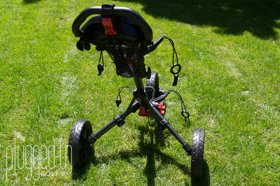 Clicgear 3.5 Push Cart (5)