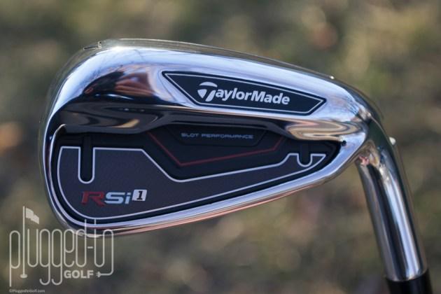TaylorMade RSi1 Irons (34)