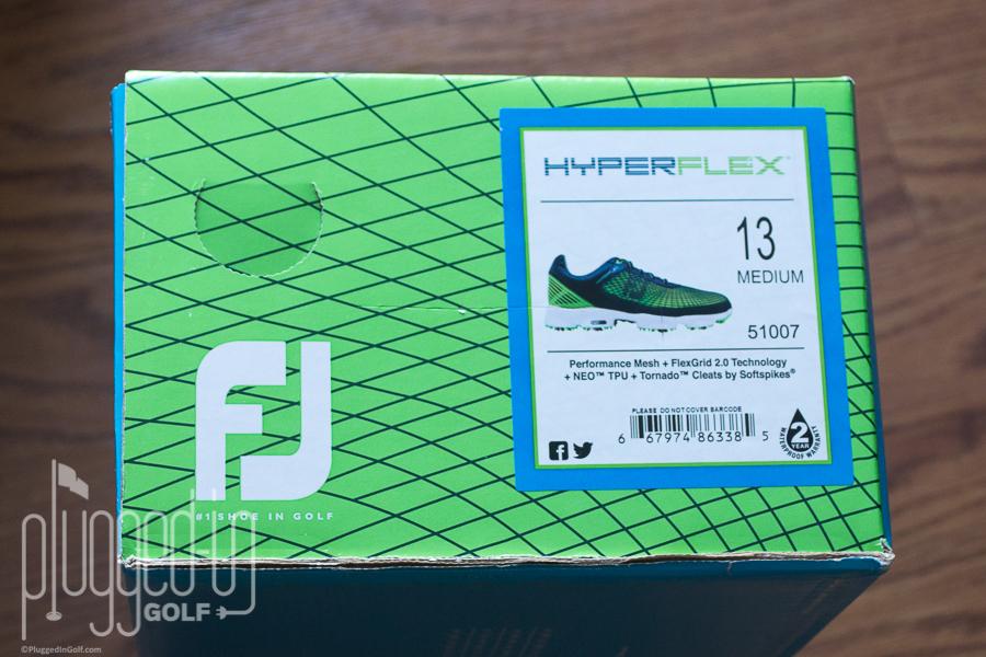 FootJoy HyperFlex Golf Shoe_0019