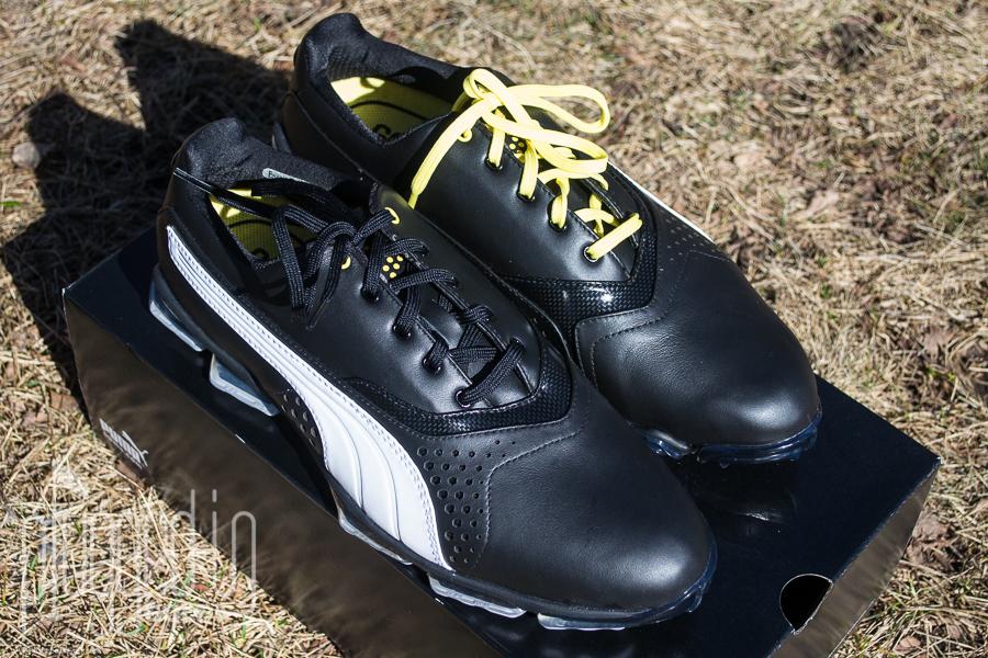 1978ae9851a Puma Titan Tour Golf Shoe Review - Plugged In Golf