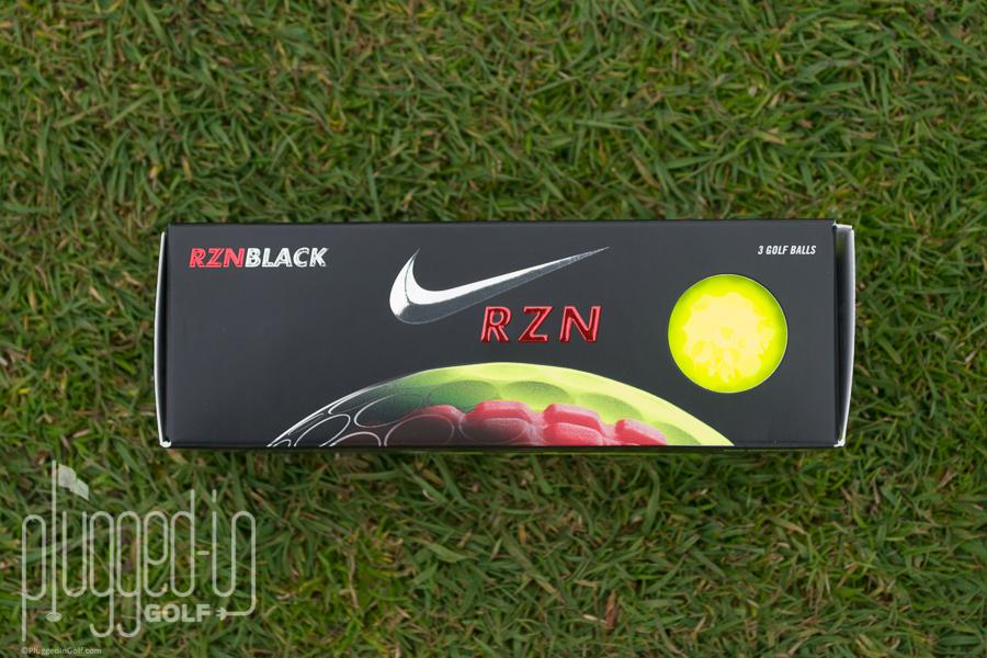 Nike Rzn Black >> Nike Rzn Black Golf Ball Review Plugged In Golf