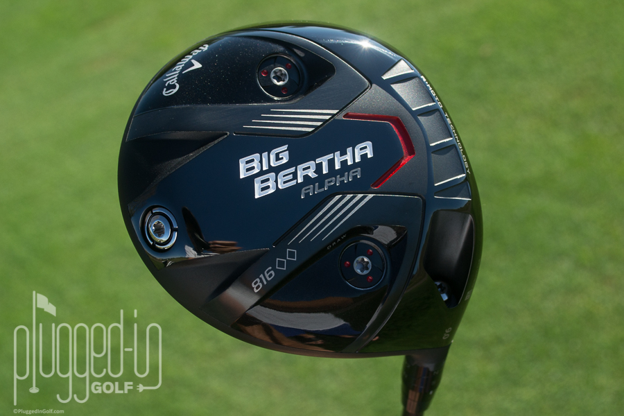 Callaway Big Bertha Alpha 816 Driver Review Plugged In Golf