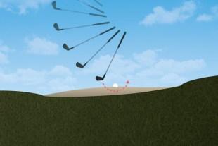 Bunker Shot - No Sand Good