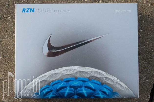 Nike RZN Tour Platinum Golf Ball_0001