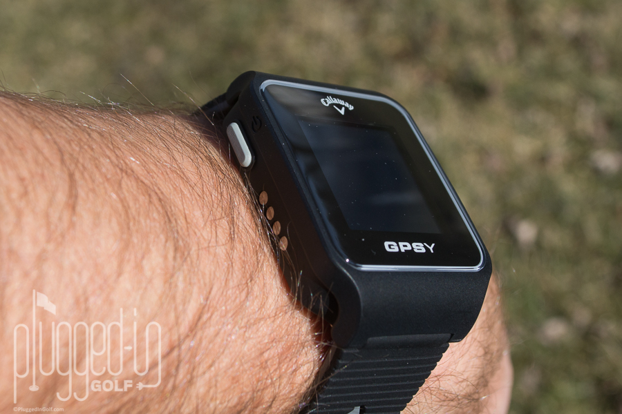 Callaway Gpsy Gps Watch Review Plugged In Golf