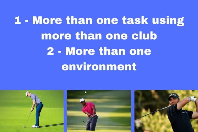1-more-than-one-task-using-more-than-one-club2-more-than-one-environment