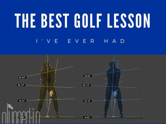 Best Golf Lesson