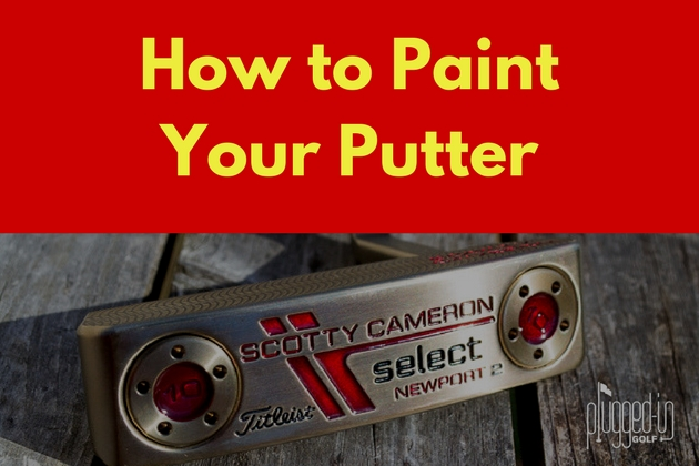 How to Paint Your Putter
