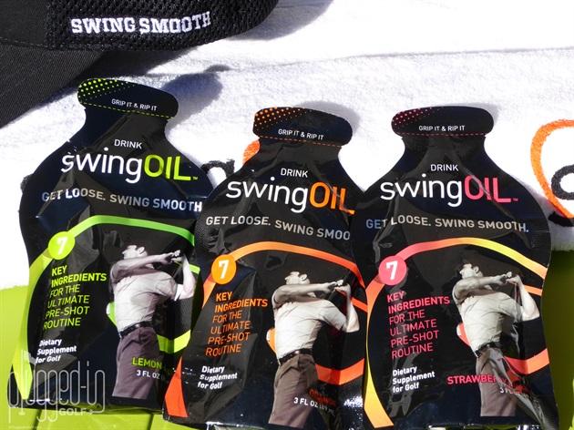 Swing Oil - 15