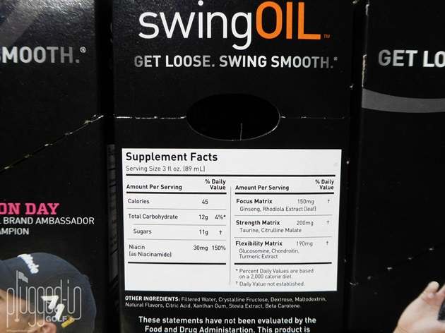Swing Oil - 25