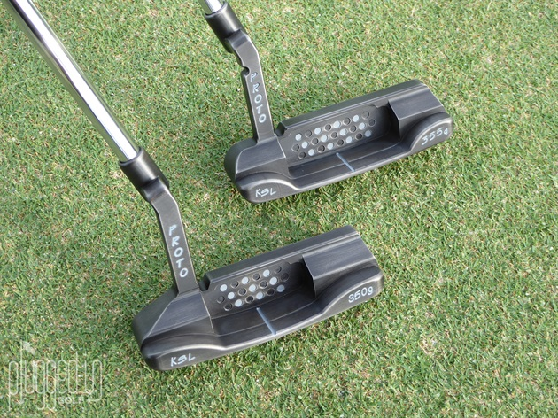 Bastain Milled Putters - 20