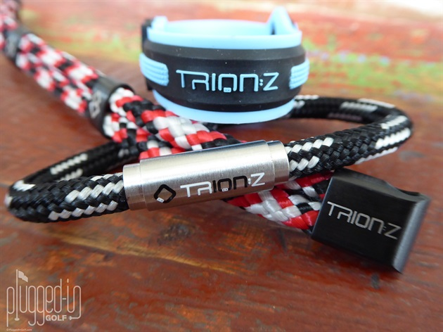 Trion Z Magnetic Therapy Wristbands Review Plugged In Golf
