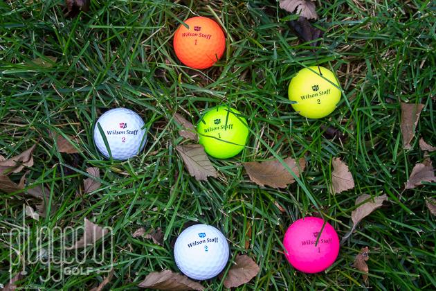 Wilson Staff DUO Soft Golf Balls_0251