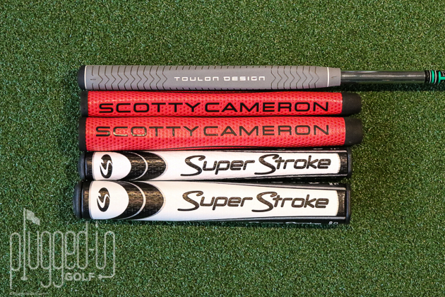 PluggedIn Golf - How Much Does Putter Grip Matter?