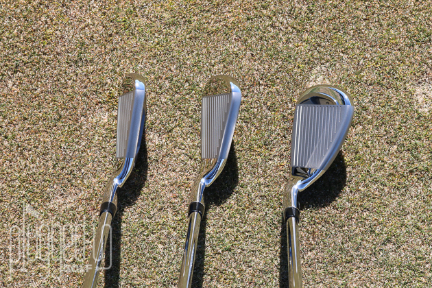 Callaway Rogue Irons Review Plugged In Golf