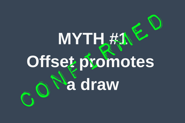 Does Offset Matter Golf Myths Unplugged Plugged In Golf