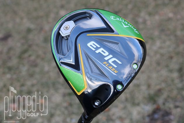 Callaway Epic Flash Driver Review - Plugged In Golf