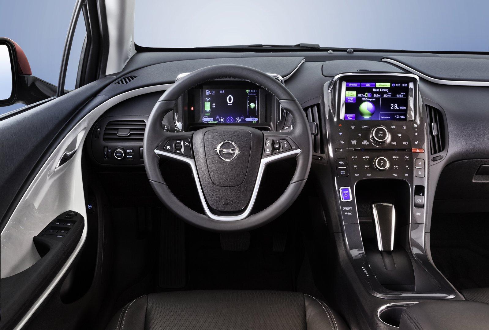 Opel Ampera EV Catalogue