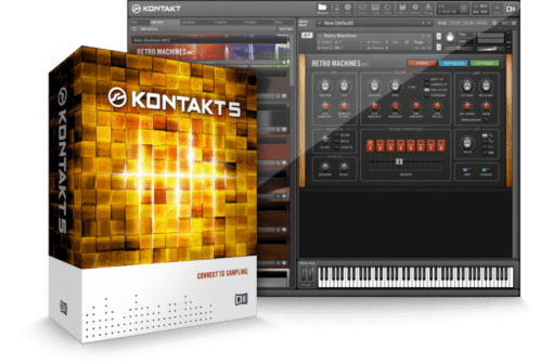 Kontakt 5 For Mac latest Download with Complete Library