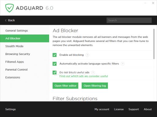 Adguard Premium Crack 7.5.3371.0