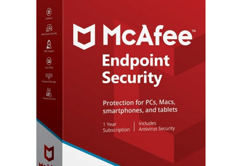 McAfee Endpoint Security 2021 Crack For Win 7,8,10 For Free