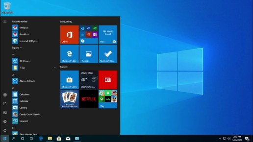Windows 10 Professional With Crack 64Bit/32Bit Latest 2021
