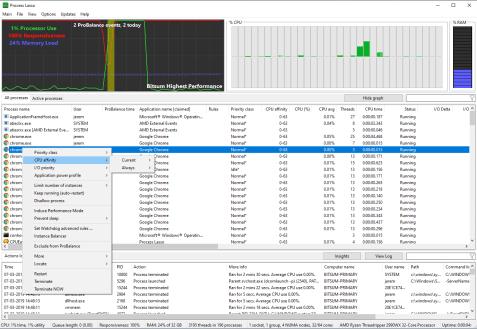 Process Lasso Pro 9.9.1.23 Final + Crack Latest 2021