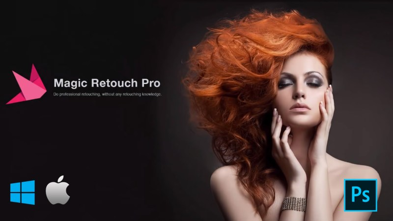 Retouch Pro Retouch Panel For Adobe Photoshop Lifetime Usage