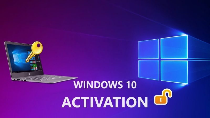 Windows 10 Activator 2021 Free Download [Latest] Crack Full