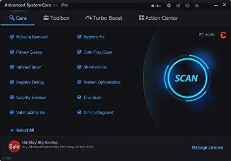 Advanced SystemCare Pro 14.1.0 .210 With Crack