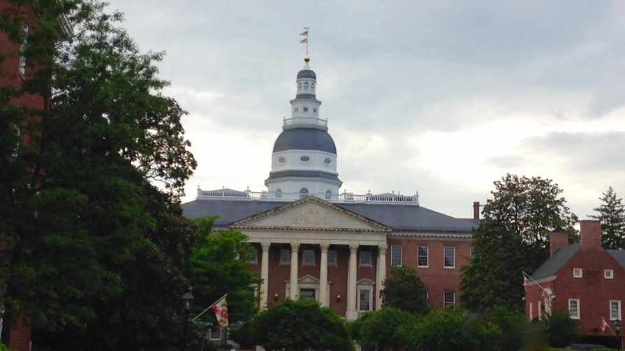 Maryland Capitol Annapolis
