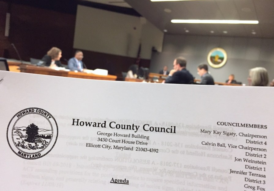 Howard County Council