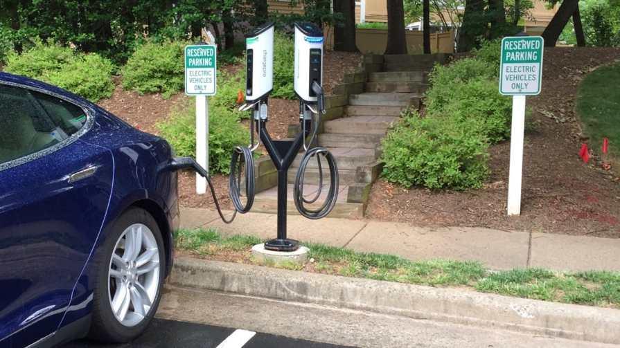 EV Charging Condo