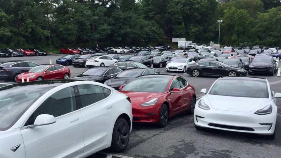 Maryland EV Tax Credit Tesla Dealer