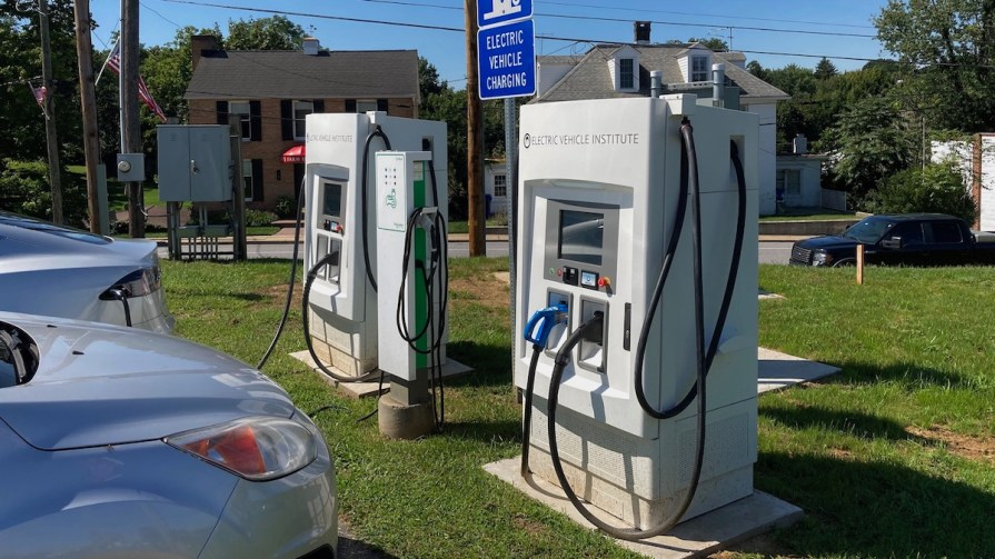 Mount Airy Fast Chargers