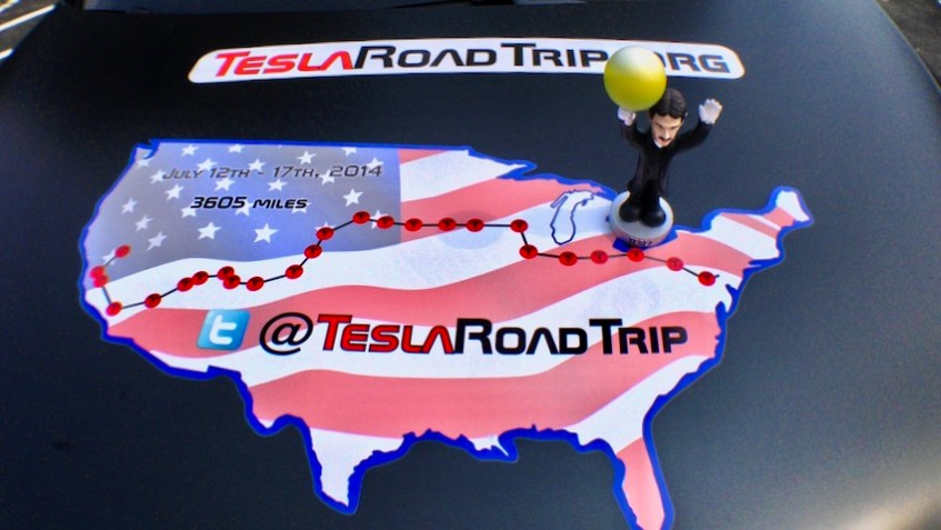 Supercharging Across America