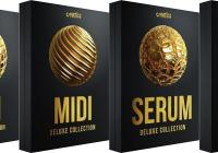 Cymatics Black Friday Deluxe Bundle WAV MiDi XFER RECORDS SERUM