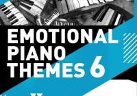 Emotional Piano Themes Vol 6 WAV MIDI