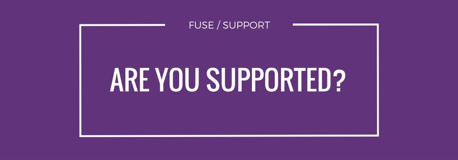 are you supported