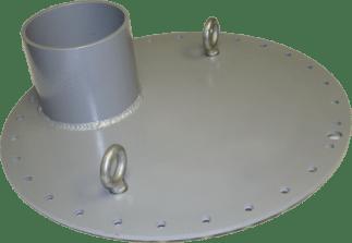 Removable Plates - Slip