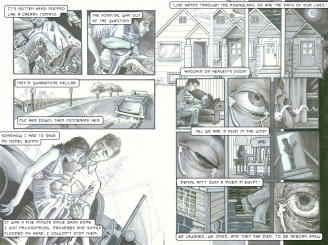 Cruel Summer Pages 6 and 7
