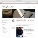 My sister's blog