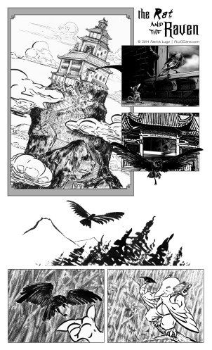 The Rat & the Raven