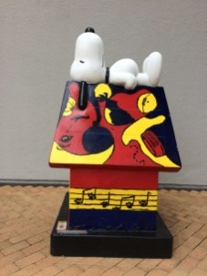 Snoopy's House