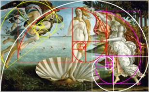 The Golden Mean informed many of the great works of art.