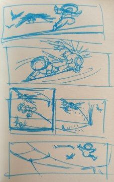 Revised action sequence leads to more drama.