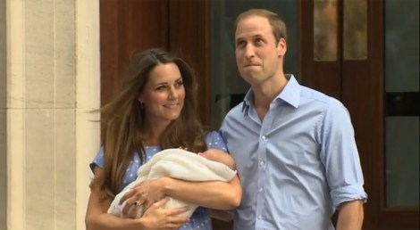 Kate Middleton and Prince Charles baby (3)